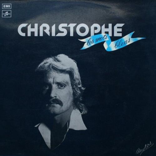 Christophe - Les Mots bleus