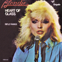 cover Blondie Heart of glass
