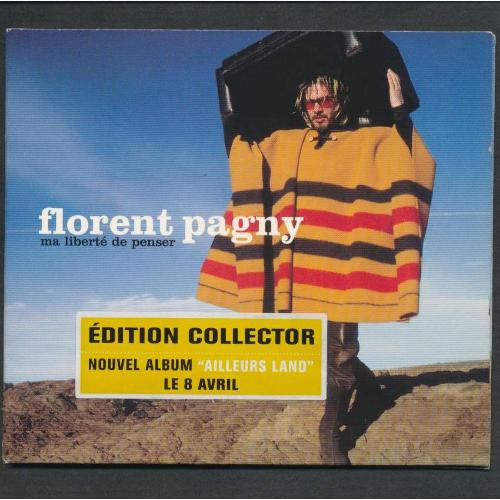 Florent Pagny - Ma liberté de penser