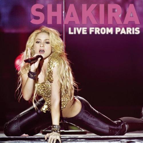 Shakira - Whenever wherever