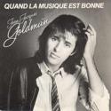 cover Jean-Jacques Goldman Quand la musique est bonne