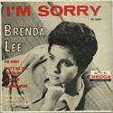 cover Brenda Lee I'm sorry