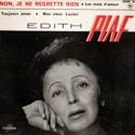 cover Edith Piaf Non, je ne regrette rien
