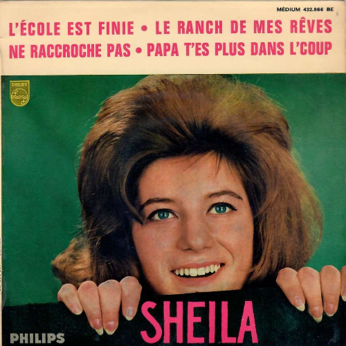 Sheila - L'école est finie