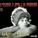 cover Brigitte Bardot La madrague
