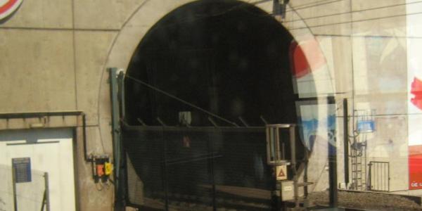 Construction du tunnel sous la Manche