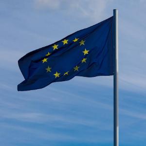 """Arrivée du """"grand marché unique"""" des douze pays de la C.E.E."""