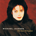 cover Michael Jackson You are not alone