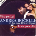 Andrea Bocelli & Hélène Ségara - Vivo per lei