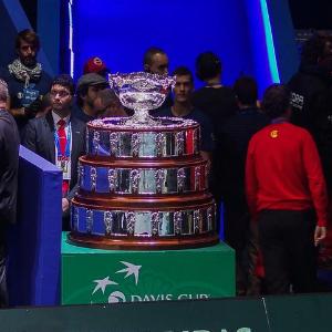 À Moscou, les USA remportent la Coupe Davis face à la Russie