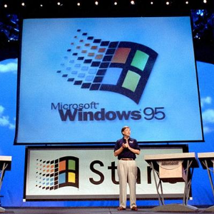 Microsoft : Windows 95