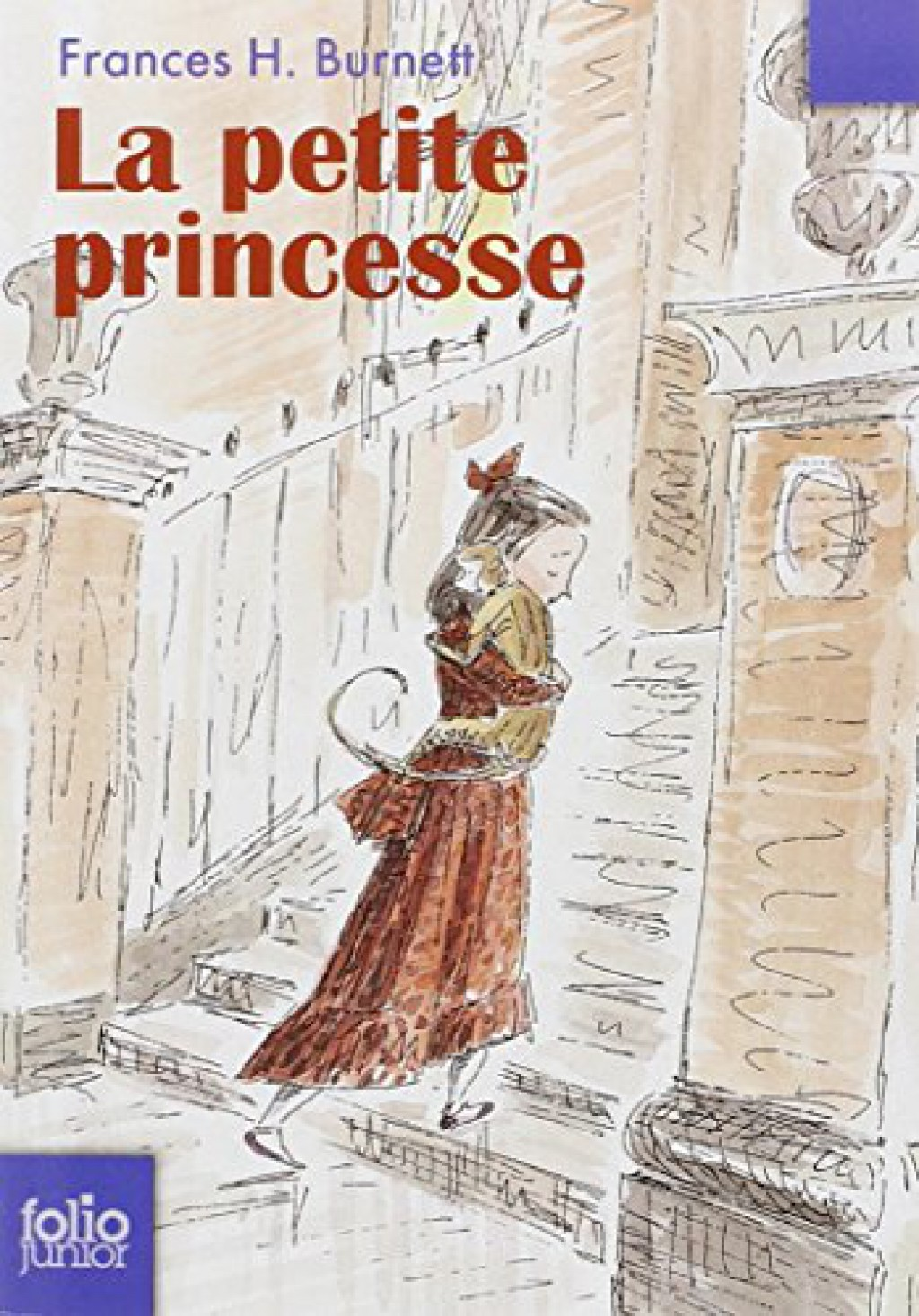 livre princesse sarah