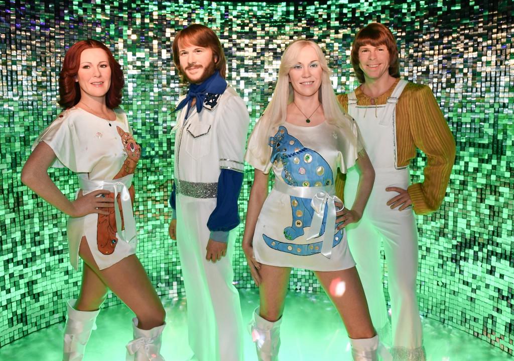 ABBA Madame Tussauds