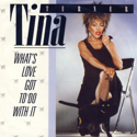 cover Tina Turner What's Love Got to Do with It