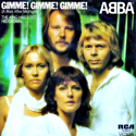 cover Abba Gimme! Gimme! Gimme! (A Man After Midnight)