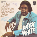 cover Barry White Can't Get Enough of Your Love, Babe