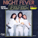 cover Bee Gees Night Fever