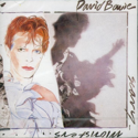 cover David Bowie Scary Monsters (and Super Creeps)