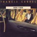 cover Francis Cabrel Encore et encore