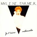 cover Mylène Farmer Je t'aime mélancolie
