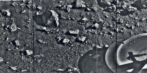 Premières photos de Mars