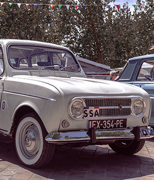 1961 - Production de la Renault 3 - Carré