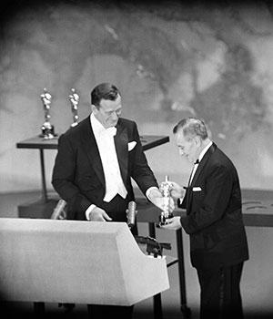 1960 Oscar du meilleur film pour Ben-Hur
