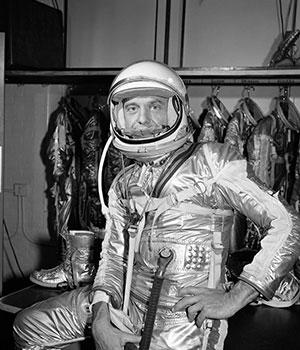 1961 premier vol Shepard