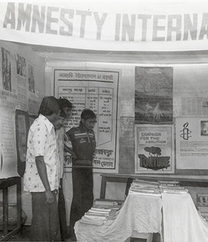 1961 création amnesty international carré