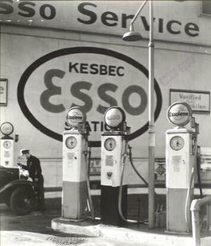 Choc pétrolier