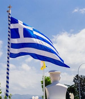 Drapeaux Grèce