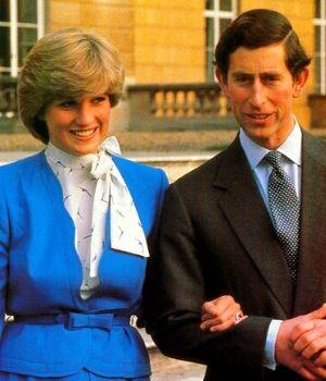 prince Charles et de Lady Diana