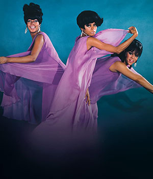 Formation du groupe The Supremes avec Diana Ross