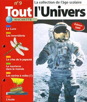1961 création de la revue Tout l'univers