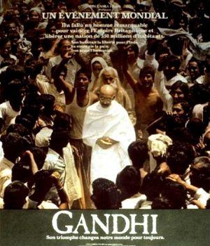 Gandhi affiche film