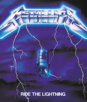 Ride the Lightning, de Metallica