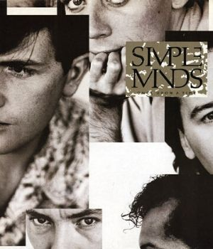 Once Upon a Time, de Simple Minds