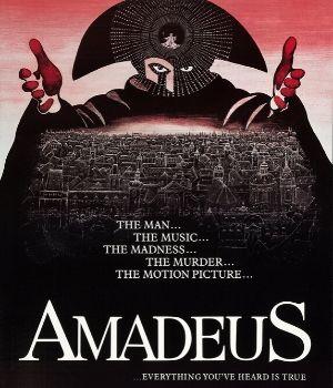 Amadeus film affiche