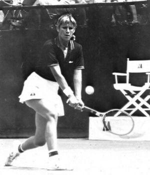 Chris Evert tennis