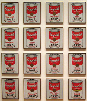 1962 campbell's soup