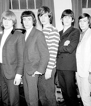1962 formation des Rolling Stones