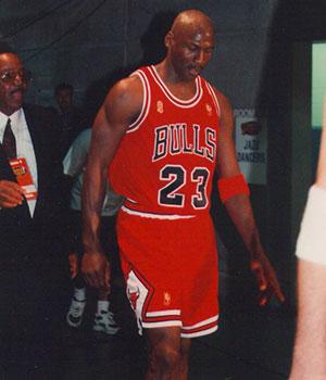 1963 naissance Michael Jordan