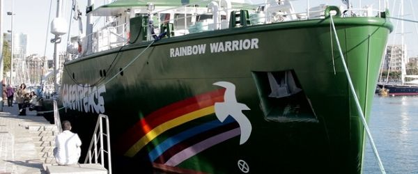 Le Rainbow Warrior