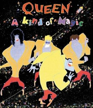 A Kind of Magic, de Queen