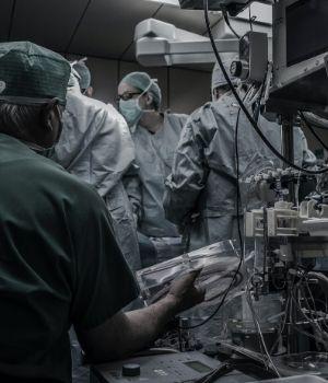 opération hôpital