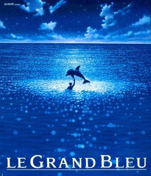 """""""Le Grand bleu"""" de Luc Besson."""