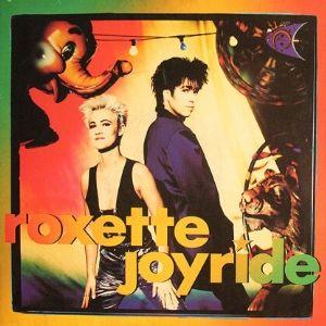 Album cover Joyride Roxette carré