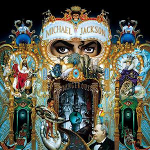 Dangerous Michael Jackson cover album