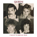 cover Queen I Want to Break Free
