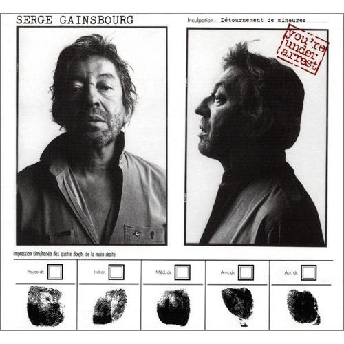 Serge Gainsbourg - Mon légionnaire